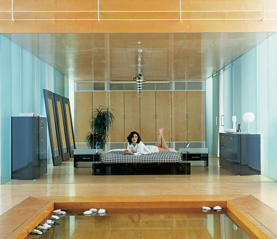 Inspiring japanese spaces rhapsody in rooms for Japanese interior design