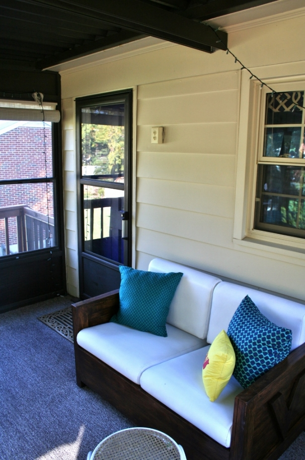 Painting an outdoor gradient wall rhapsody in rooms - Waterproof exterior wall paint image ...