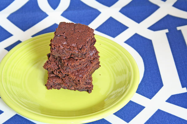 The Best Double Chocolate Brownies Ever | www.rappsodyinrooms.com
