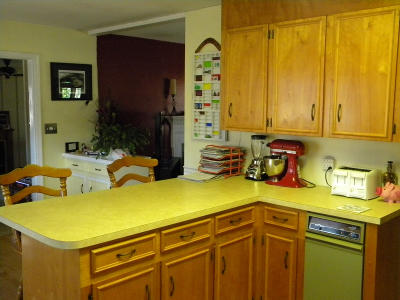 campbell s country kitchen house tour hello 1960s kitchen rhapsody in rooms 1967